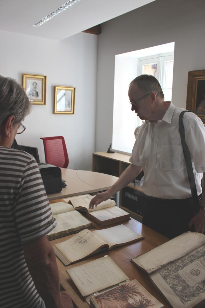 Journées du patrimoine 2019 - Exposition de partitions originales d'Amédée de Foras