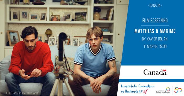 Réalisé par Xavier Dolan et nommé au Festival de Cannes 2019 pour : la « Palme d'or », le « Prix du scénario » et « Queer Palm »
