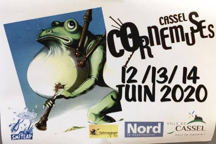 [ANNULE]  <strike>Cassel Cornemuses</strike>