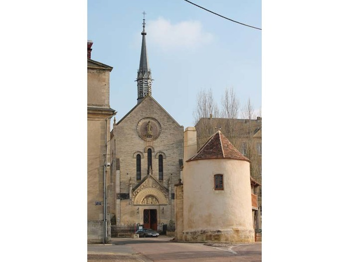 Journées du patrimoine 2019 - Visite libre de la basilique de l'Immaculée-Conception