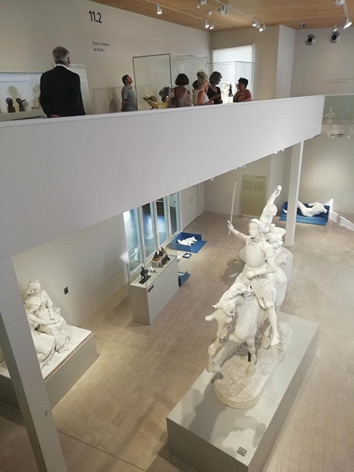 Journées du patrimoine 2019 - Visite au musée Camille Claudel