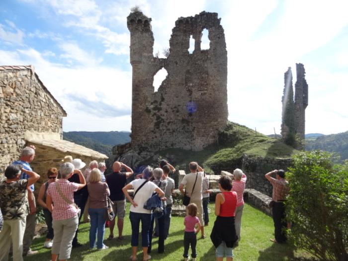 Journées du patrimoine 2020 - Visite commentée du Château de la Tourette