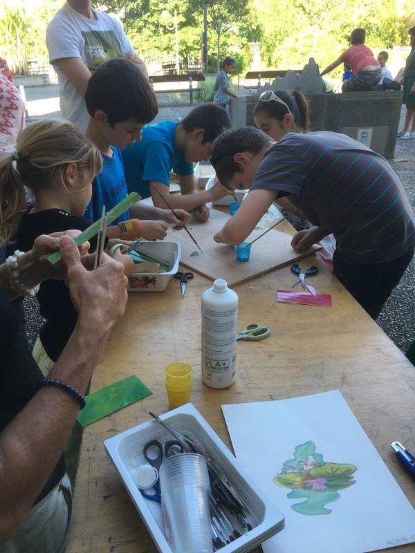 Nuit des musées 2019 -Ateliers créatifs pour enfants