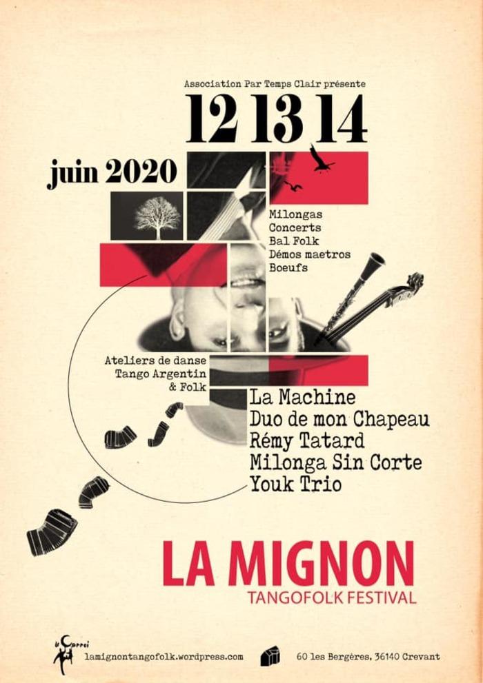 La Mignon – TangoFolk Festival