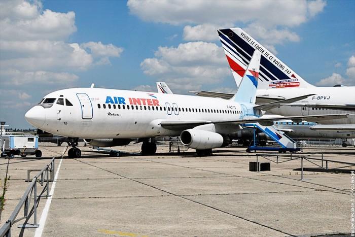 Journées du patrimoine 2020 - Visite guidée du Dassault Mercure 100
