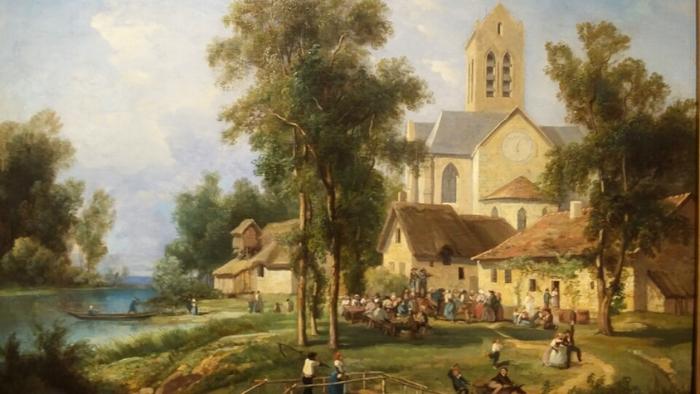 Journées du patrimoine 2019 - Jeu-parcours et petites scènes au village