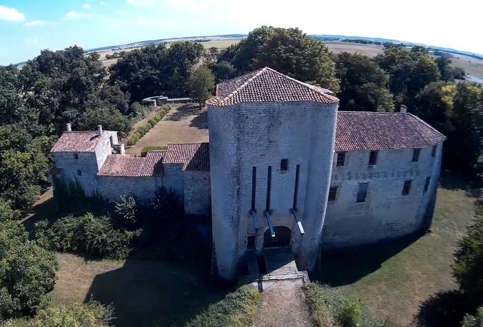 Journées du patrimoine 2020 - Le Château de Villeneuve la Comtesse