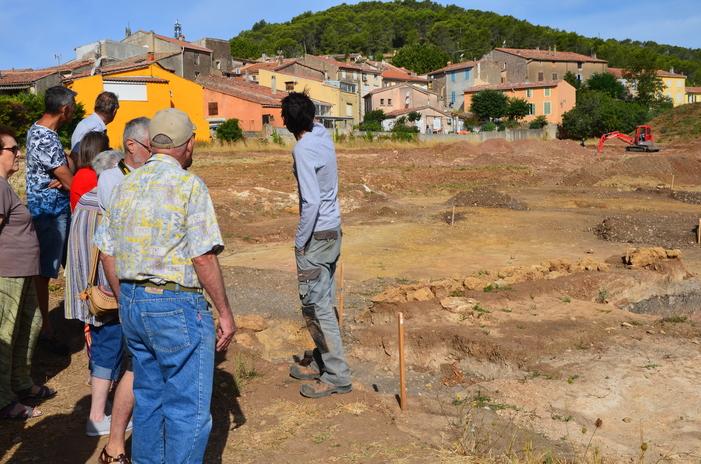 Journées du patrimoine 2020 - Conférence sur l'archéologie préventive