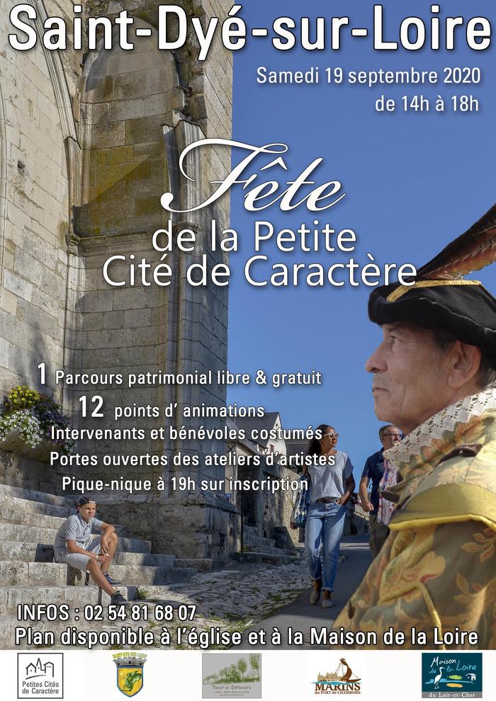 Journées du patrimoine 2020 - À la découverte de la petite Cité !
