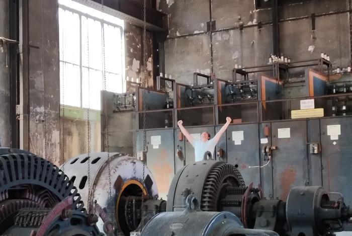 Journées du patrimoine 2020 - Le temps à remonter la machine, création originale