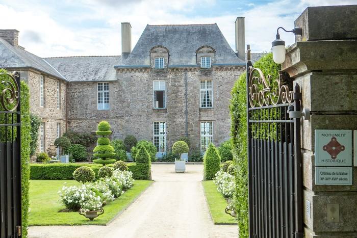 Journées du patrimoine 2020 - Journées du Patrimoine au Château et jardins de la Ballue - Visite guidée historique