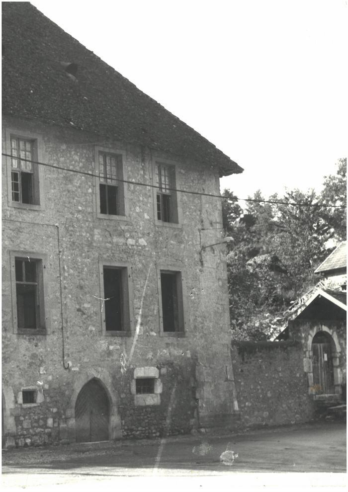 Journées du patrimoine 2019 - Reproductions anciennes de vieux bâtiments de Chanaz