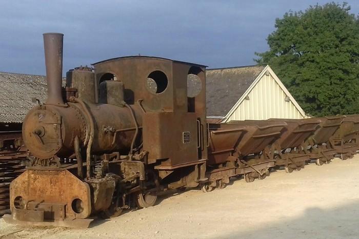Journées du patrimoine 2020 - Dépôt ferroviaire de la Pinelière