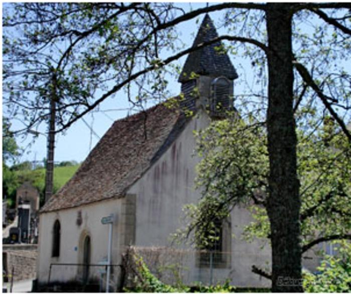 Journées du patrimoine 2019 - Visite guidée de la chapelle Sainte-Anne d'Auzances