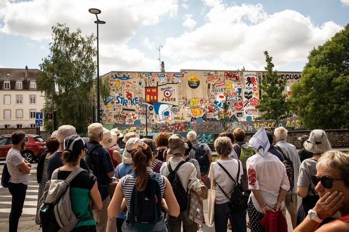 Journées du patrimoine 2020 - Visite guidée art urbain - Bien Urbain