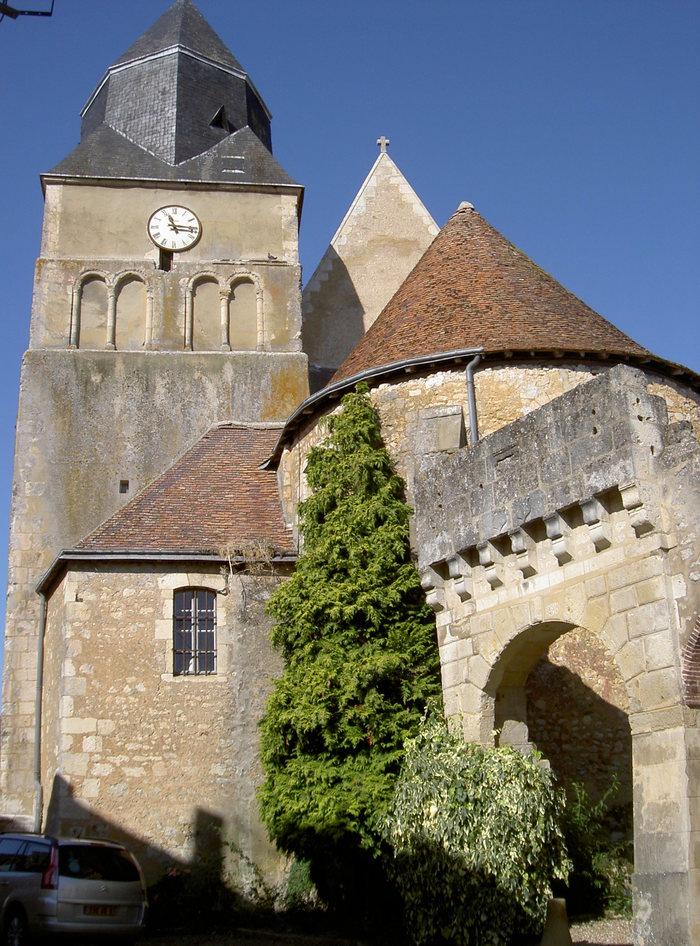 Journées du patrimoine 2019 - Visite libre de l'église Saint Germain-d'Auxerre