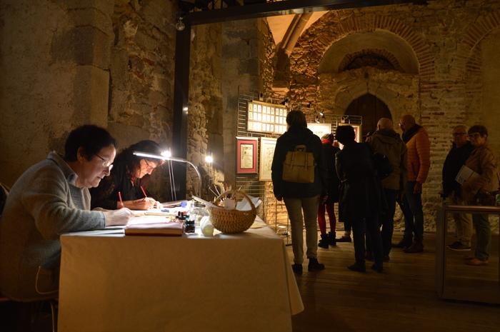 Journées du patrimoine 2019 - Exposition et animation autour de la calligraphie