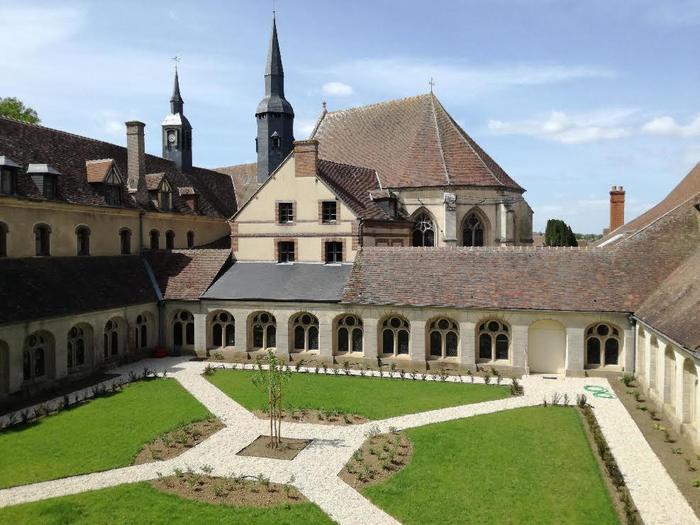 Journées du patrimoine 2020 - Visite libre de l'abbaye Saint-Nicolas