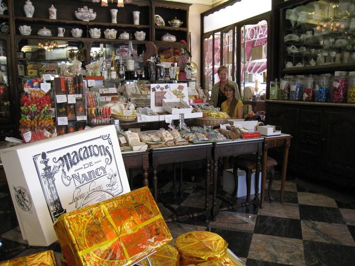 Journées du patrimoine 2019 - Découvrez ou redécouvrez la boutique Au Duché de Lorraine de la Confiserie Lefèvre-Lemoine