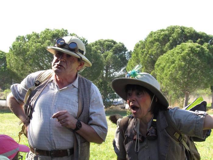 Journées du patrimoine 2019 - Visite insolite avec des archéologues farfelus !