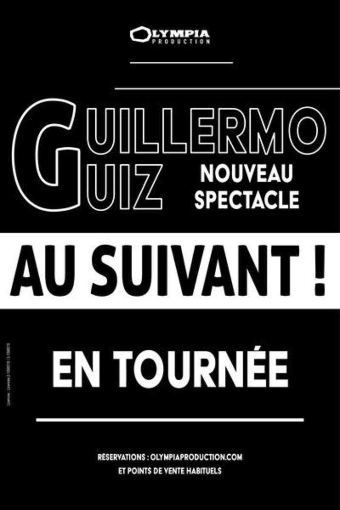 Guillermo Guiz – 18 mars 2021 – Casino Barrière