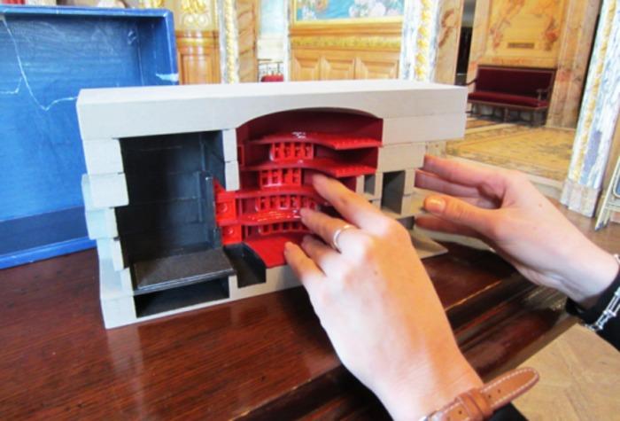 Journées du patrimoine 2020 - Visite tactile de l'Opéra Comique