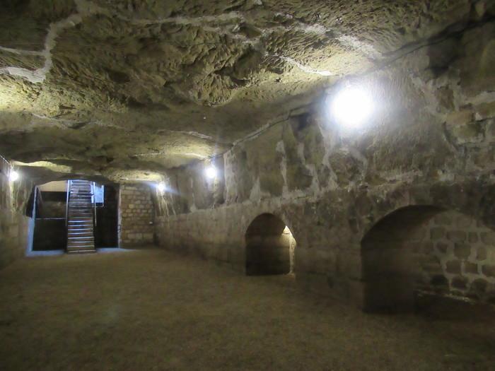 Journées du patrimoine 2019 - Visite libre de la cave du Pont