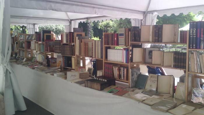 Journées du patrimoine 2019 - Les bouquinistes de Montpellier «La mémoire du livre»