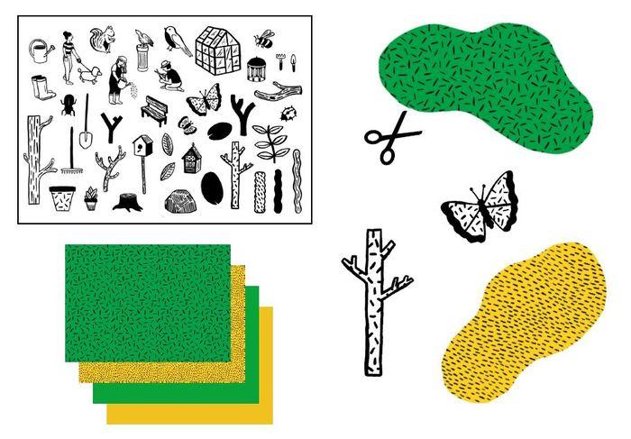 Journées du patrimoine 2020 - Atelier — Jardins Graphiques