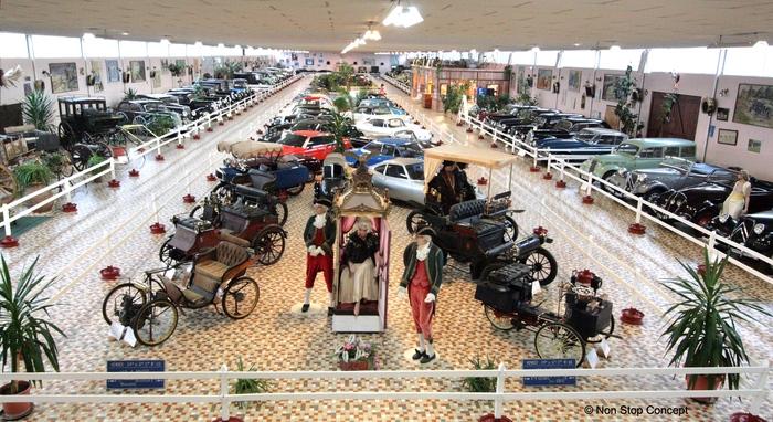 Journées du patrimoine 2020 - Musée Automobile de Vendée