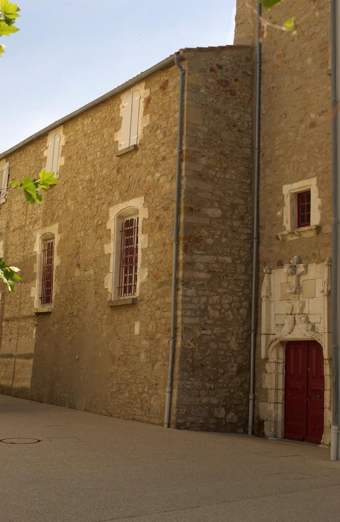 Journées du patrimoine 2019 - Le Logis de l'Abbé et l'ancien préventorium de Saint-Jean d'Orbestier