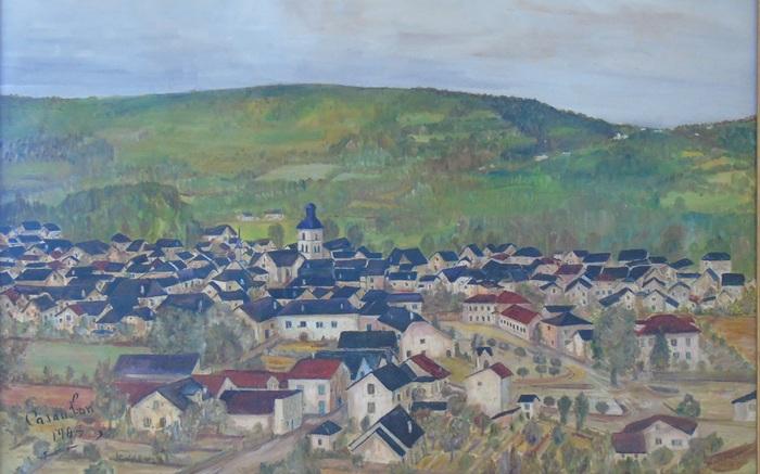 Journées du patrimoine 2020 - Visite : « Des lavoirs à la colline Saint-Michel »