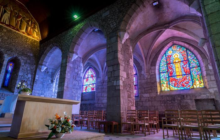 Journées du patrimoine 2020 - Visite libre de l'église Saint-Hélier