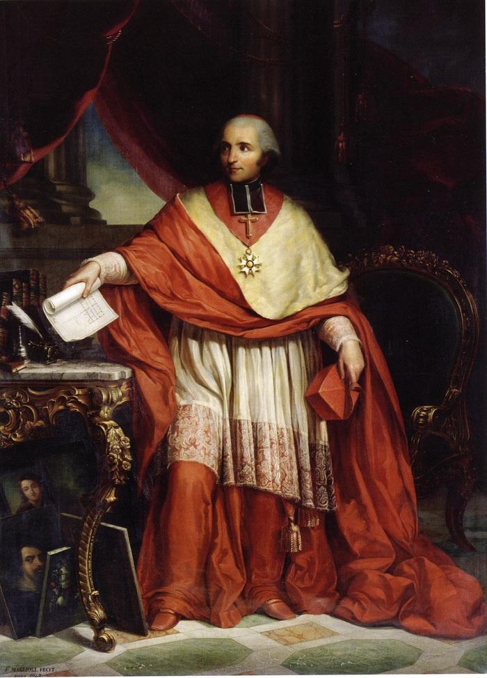 Journées du patrimoine 2020 - Annulé | Le cardinal Fesch, grand bienfaiteur du patrimoine et de l'éducation