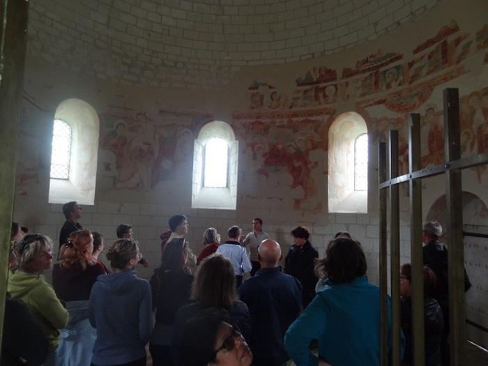 Journées du patrimoine 2019 - Visite commentée : histoire, architecture et peintures