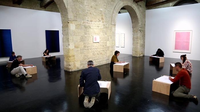 Journées du patrimoine 2020 - Annulé | Performance Irma Blank