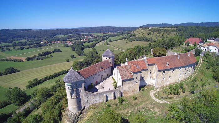 Journées du patrimoine 2019 - Visite commentée du Château de Belvoir