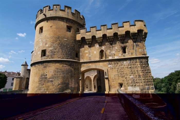 Journées du patrimoine 2020 - Visite guidée de la Porte des Allemands