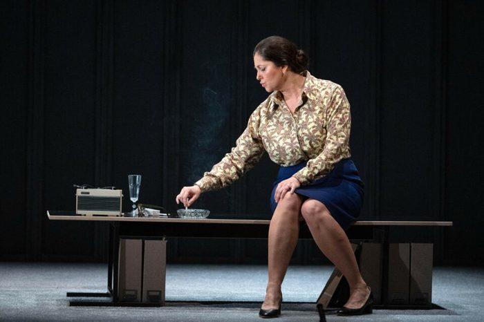 D'après Une vie, de Simone Veil | Adaptation d'Antoine Mory et Cristiana Reali | Mise en scène : Pauline Susini