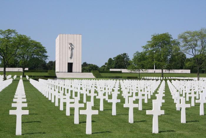 Journées du patrimoine 2019 - Visite guidée du cimetière militaire américain