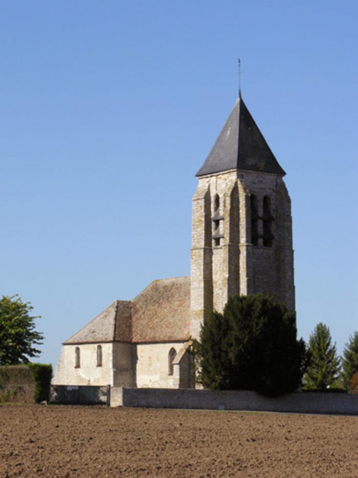 Journées du patrimoine 2019 - Visite de l'église Saint-Etienne Sainte-Avoye de Moncourt-Fromonville