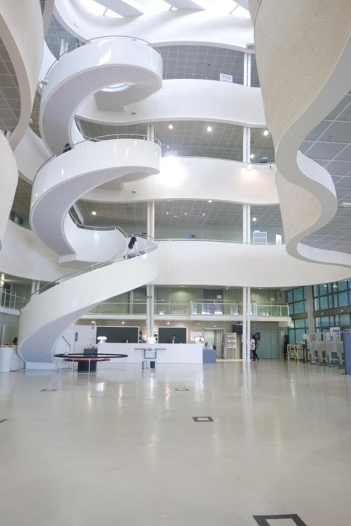 Journées du patrimoine 2020 - Visite guidée de la bibliothèque universitaire du Havre