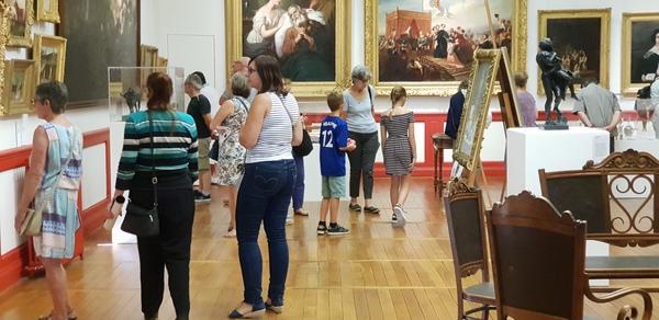 Nuit des musées 2019 -Visite autour des dernières acquisitions et restaurations du musée.