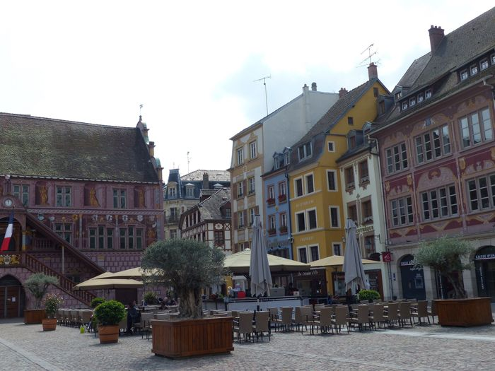 Journées du patrimoine 2019 - Jetz geht's los! ou Mulhouse en alsacien