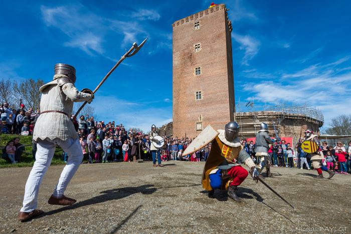 Journées du patrimoine 2020 - Animation médiévale au château
