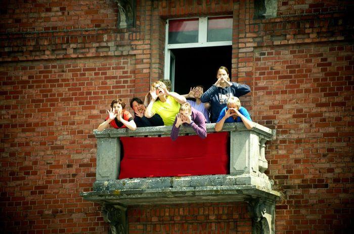 Journées du patrimoine 2020 - Projection / Danser la vie : Lieu d'être au Familistère ou l'apprentissage de l'art