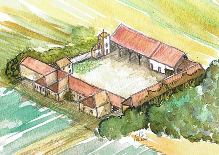 Journées du patrimoine 2020 - Visite d'une ferme cistercienne