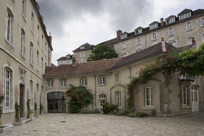 Journées du patrimoine 2019 - Visite du Conseil régional de Bourgogne-Franche-Comté - site de Besançon