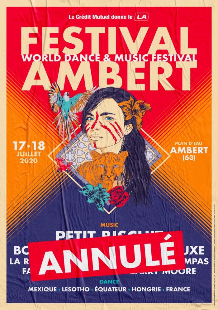 [ANNULE]   <strike>Festival Ambert</strike>