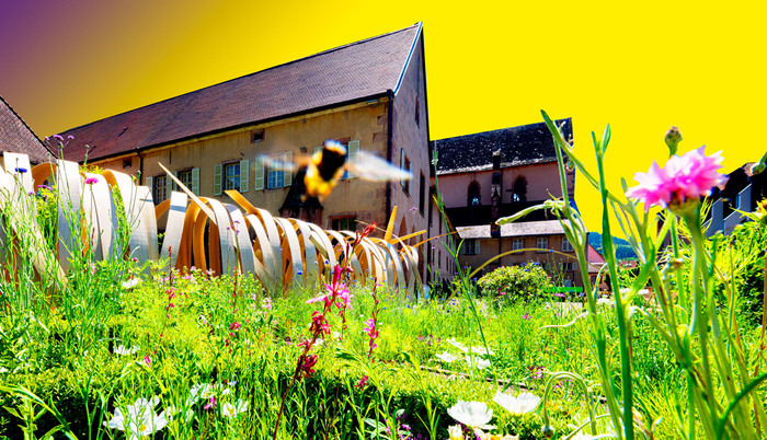 Journées du patrimoine 2020 - Nebula, jardin frémissant